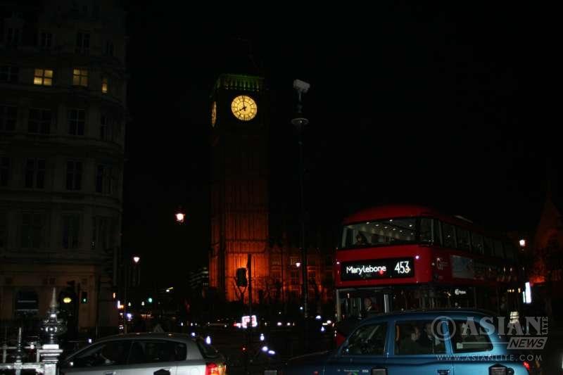 London Night A