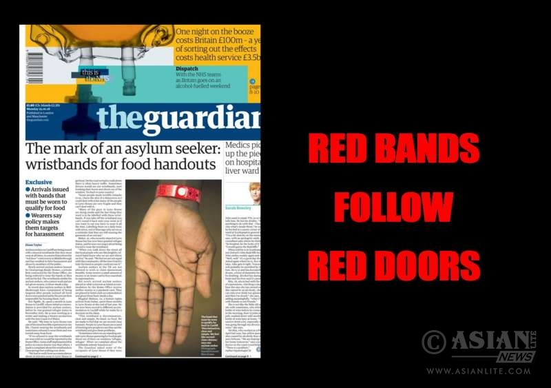 Red Bands The Guardian