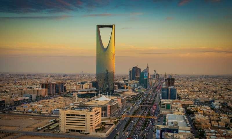 Riyadh view