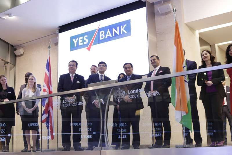 YES Bank- Market Open 190116