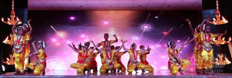 Kannagi performance in Jeddah