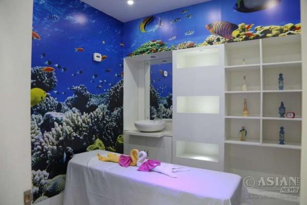 Spa treatment at Kochi
