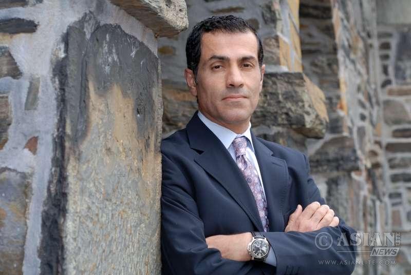 Vali Nasr, the dean of the School of Advanced International Studies at US' Johns Hopkins University