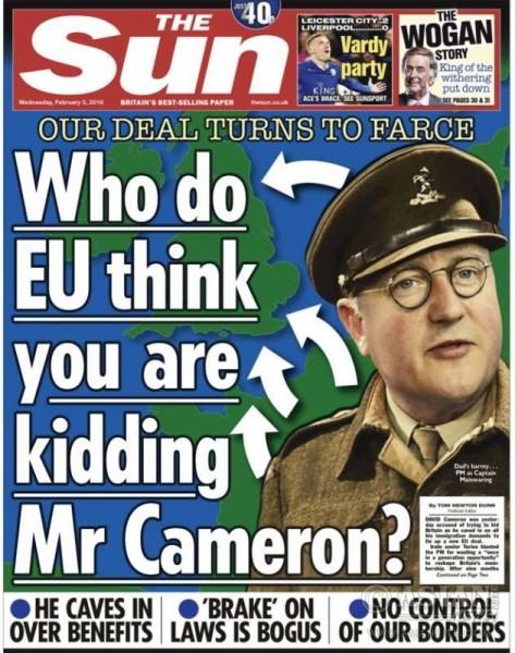 February 3 EU Cameron