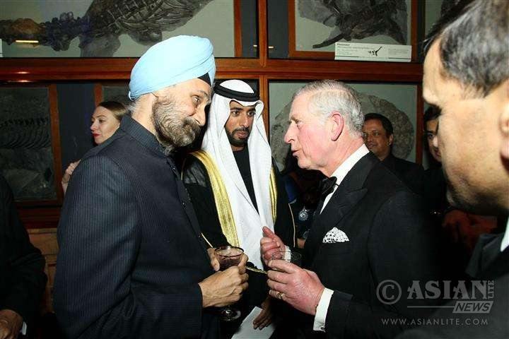 A Prince Charles with High Commissioner Navtej Singh Sarna (Small)