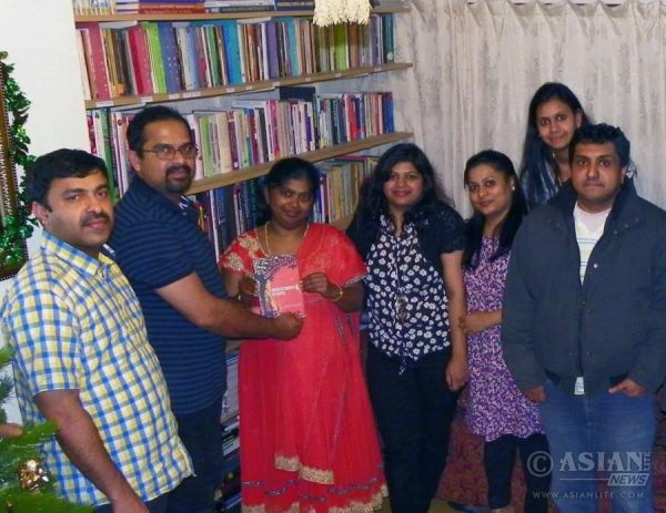 Athenaeum —Akshara Granthalayam (library) —the only online library for the UK Malayalees is gaining popularity day by day in Sheffield