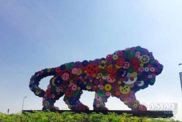 Prime Minister Narendra Modi launches Make in India Week in Mumbai