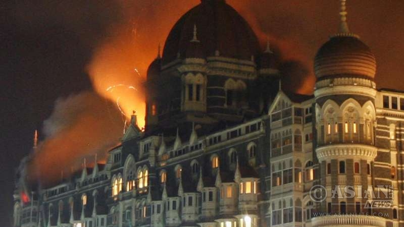 Taj Hotel, the main target of the terrorists