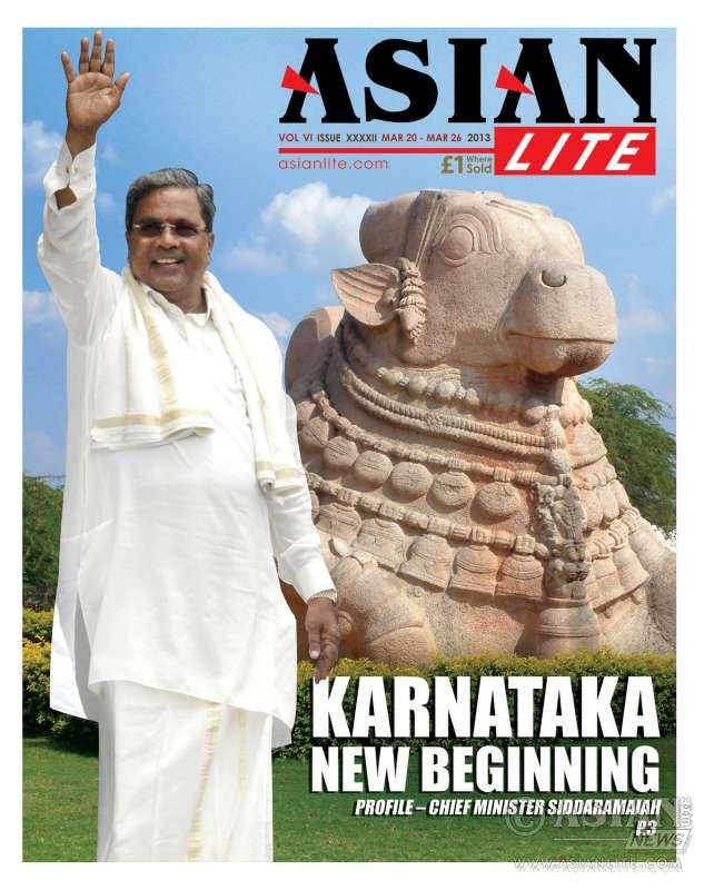 Asian Lite's cover on Karnataka