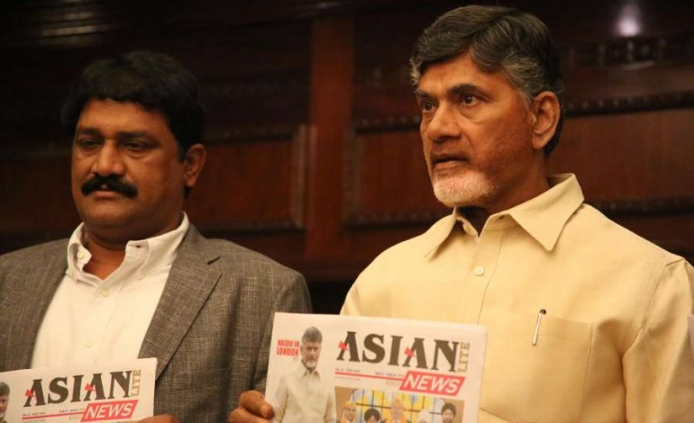 Why Naidu Drops Special Status Claim?