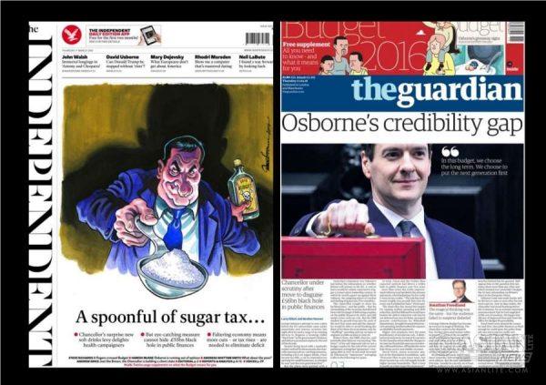 Osborne Budget a