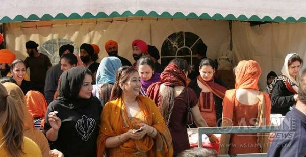 Women Celebrate Vaisakhi