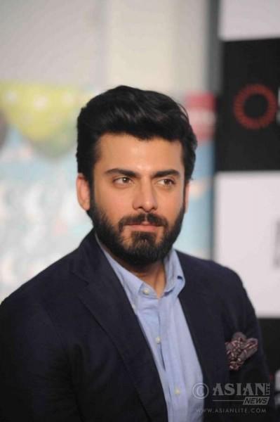 Actor Fawad Khan PIC: IANS