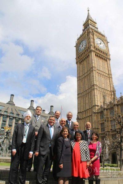 British Indians for IN - Big Ben