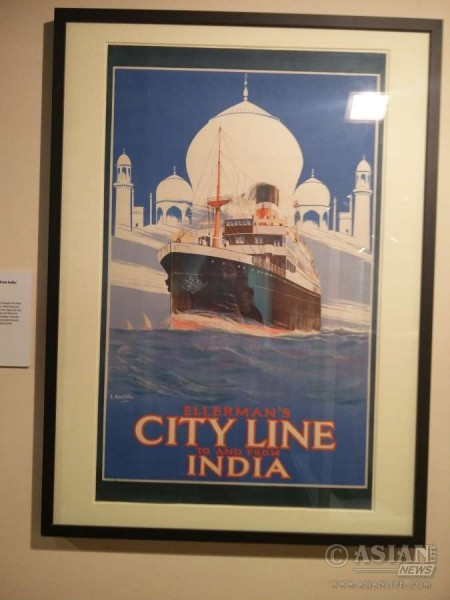 Ellerman's City Line to and from India Liverpool maritime Musuem