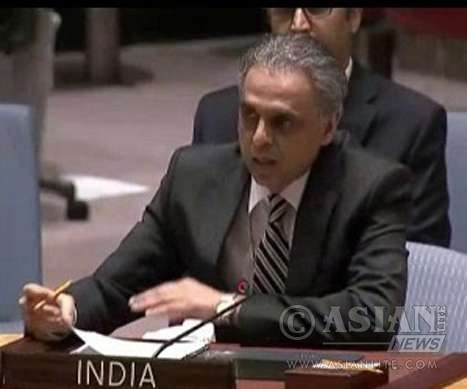 India's Permanent Representative Syed Akbaruddin on Thursday, April 14, 2016, criticised the use of secret vetoes in the UN sanctions committee to protect terrorists and their backers