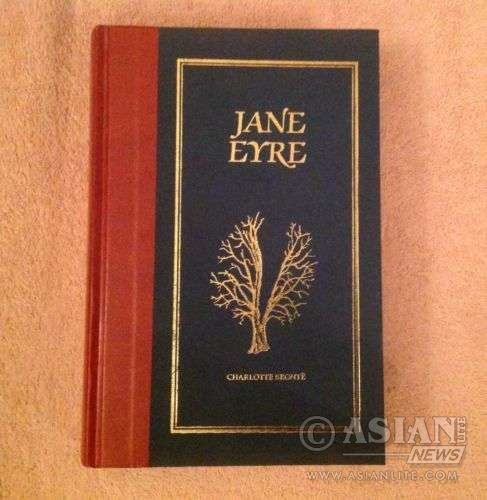 Hard Cover Edition of Jane Eyre