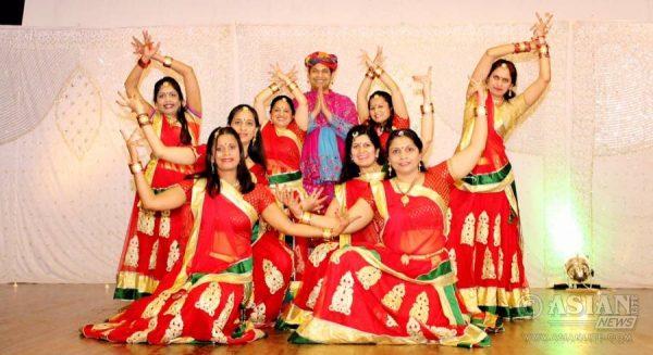Ladies group from Pathshala