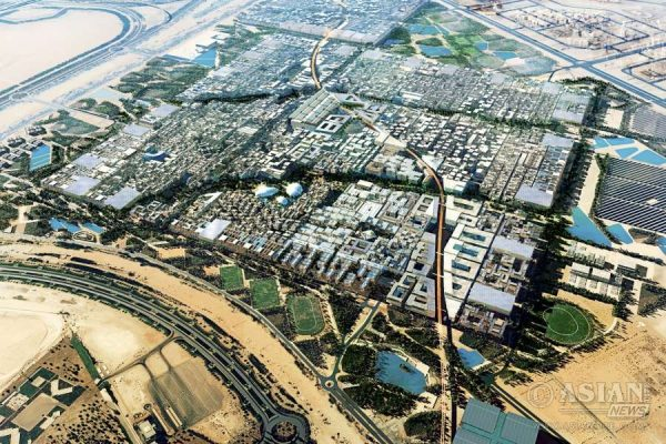 Masdar city 2