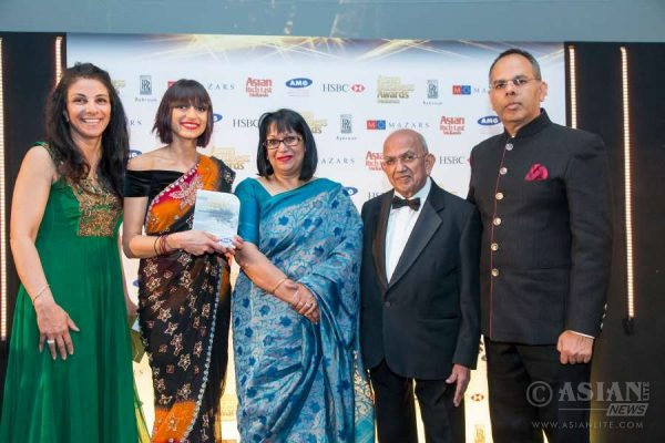Rosie Ginday,Managing Director - Miss Macaroon - winner of Young Entrepreneur Award at this year's Asian Business Awards Midlands