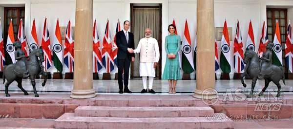 Meeting PM Narendra Modi