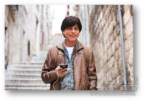 SRK as Gaurav in Fan