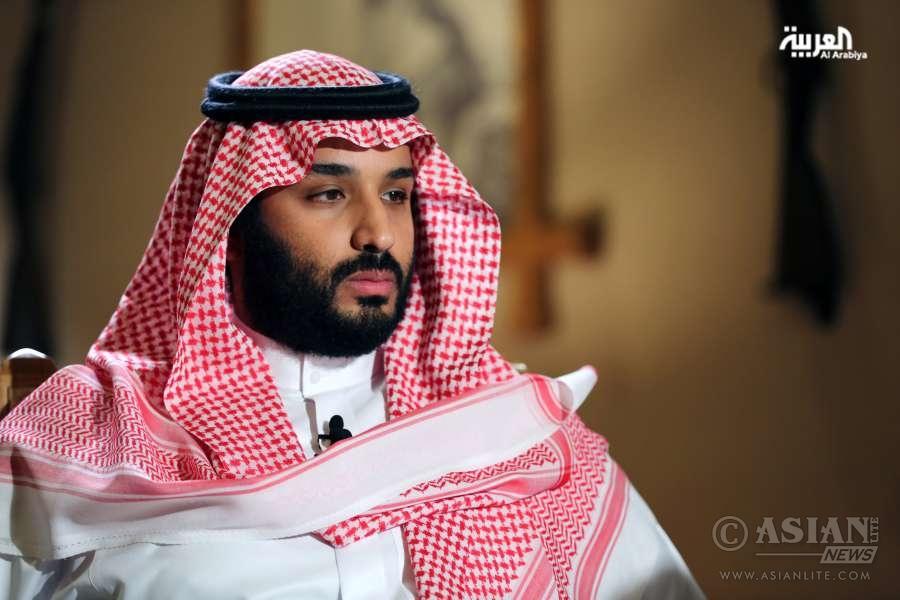 Saudi Arabian Deputy Crown Prince Mohamed Bin Salman