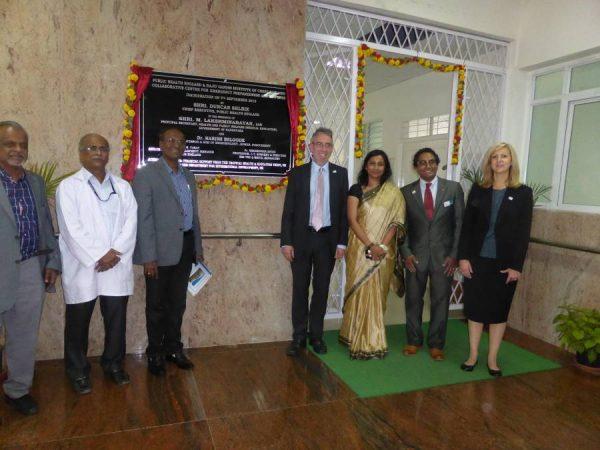 Inauguration of the PHE Collaborative Centre in Bengaluru