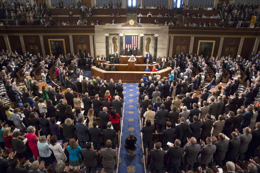 Modi addressing the Joint Session of U.S. Congress, in Washington DC, USA 2