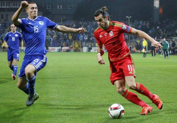 Wales Football Euro