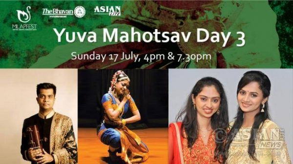 Bhavan Yuva Mahotsav promo Asian Lite Logo 3