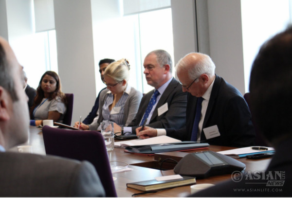 Doing Business in India London seminar - Picture 2