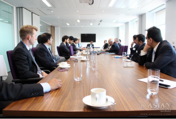 Doing Business in India London seminar - Picture 3