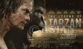 Tarzan a