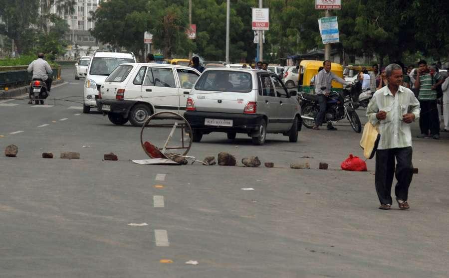 Dalits in Gujarat protest over attacks