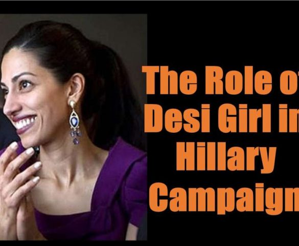 The Role of Desi Girl in Clinton Campaign
