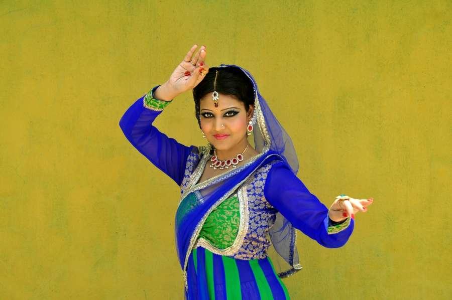 Kathak Dancer Sangeeta Majumder