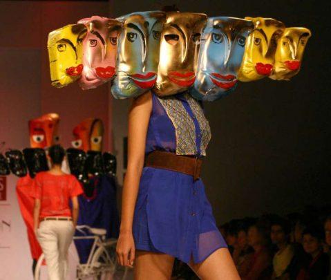 CURTAIN RAISER: French European Indian Fashion Week
