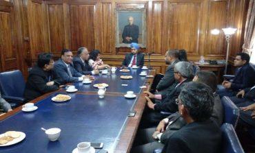 Vibrant Gujarat Delegation meets UK leading cos, Govt
