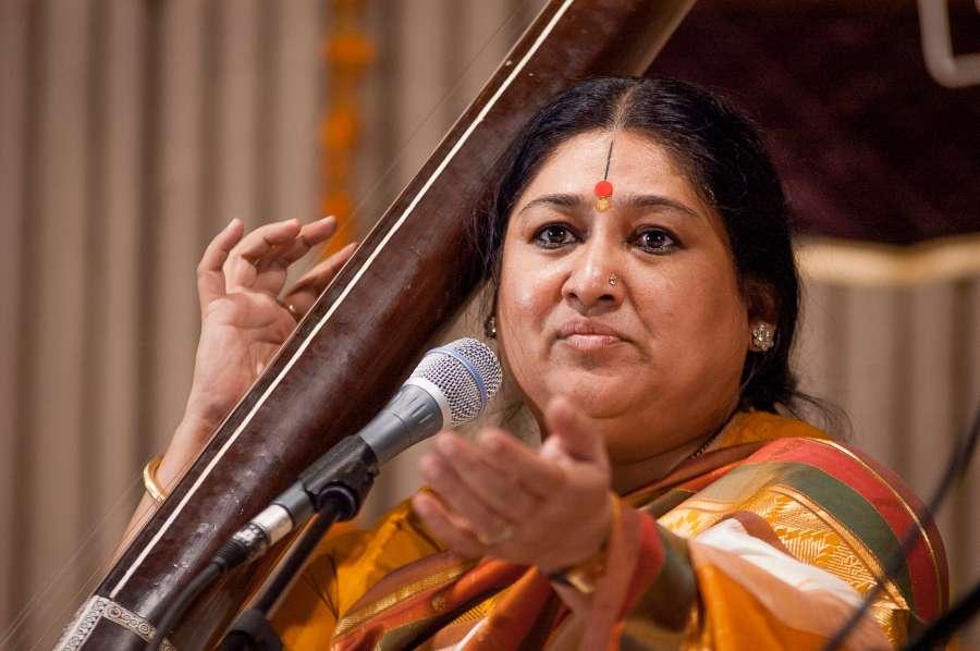 Shubha Mudgal @C Ssandeep Virdee