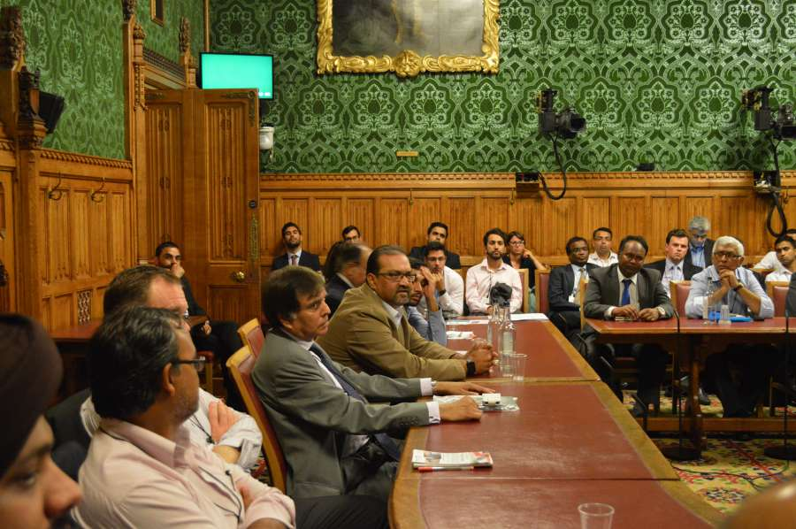 Conservative Friends of India in association with FICCI organise an event to discuss opportunities for opening up new frontiers in the UK-India relationship