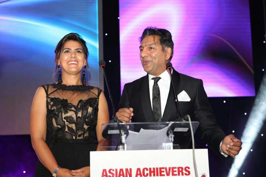 Farrah Storr and Nitin Ganatra