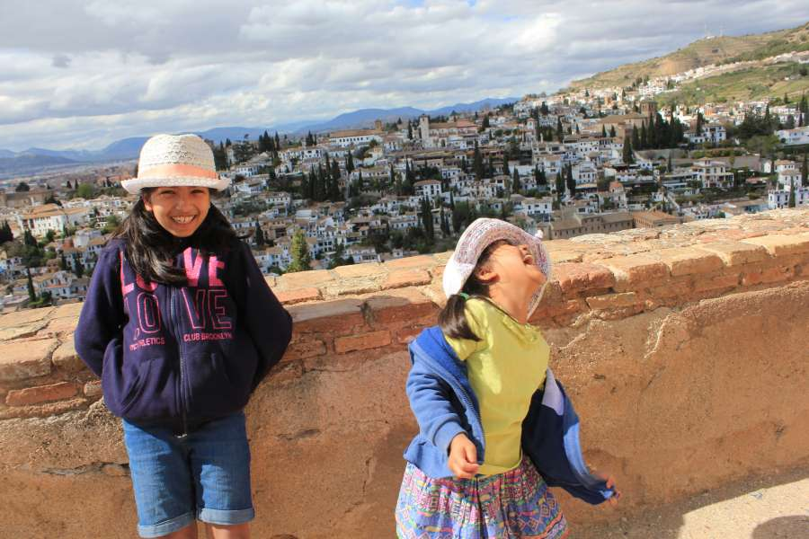 The Andulician  Adventure by Monir Ali @C Monir Ali