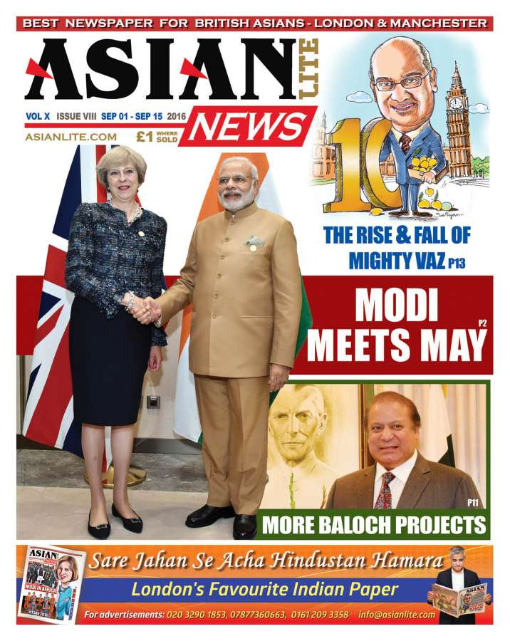 Asian Lite Cover  Modi May