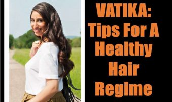 Anushka's Healthy Hair Regime