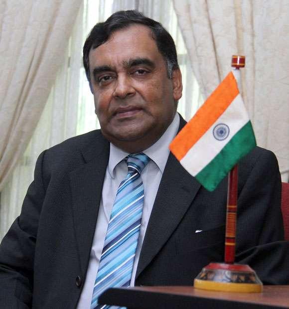 Mr Yashvardhan Kumar Sinha