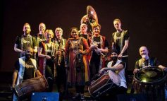 Strings Meet Brass Goes Carnatic Way