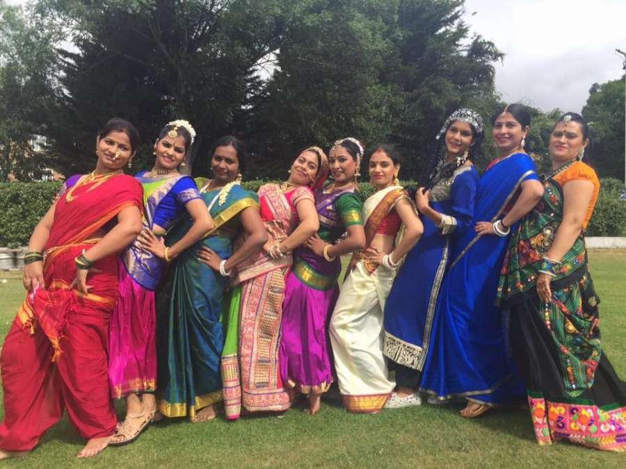Indian Ladies in UK (ILUK)'s India Bazaar at Camden on 15th October