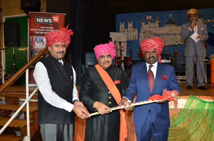 Rajput Samaj of UK organises an event to celebrate Shakt