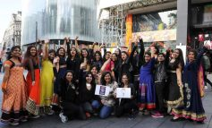 Indian Women Rock Leicester Square